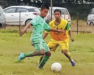 5th A Iboton Memorial U15 Boys footballKYVO brush aside UYDC 5-1 to keep final hope alive