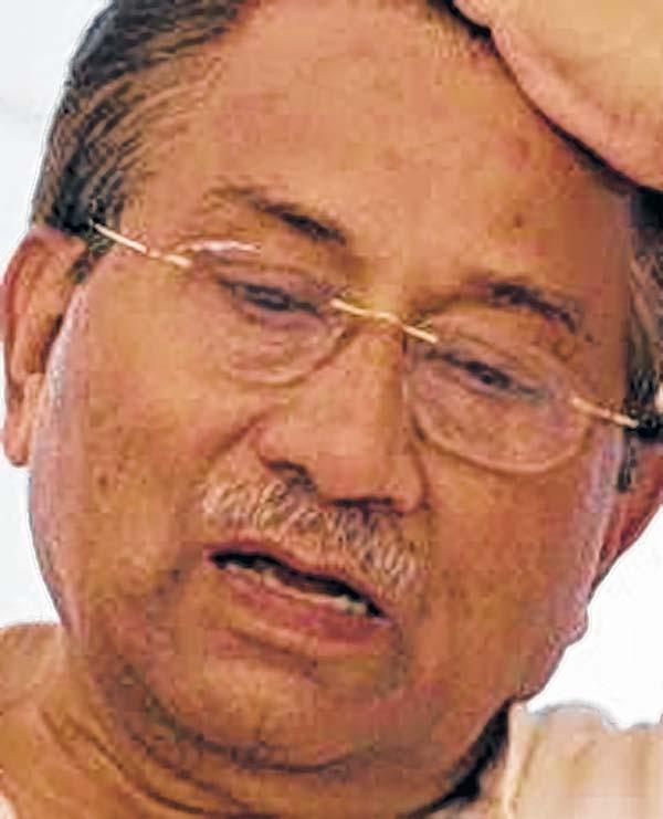former dictator Pervez Mu
