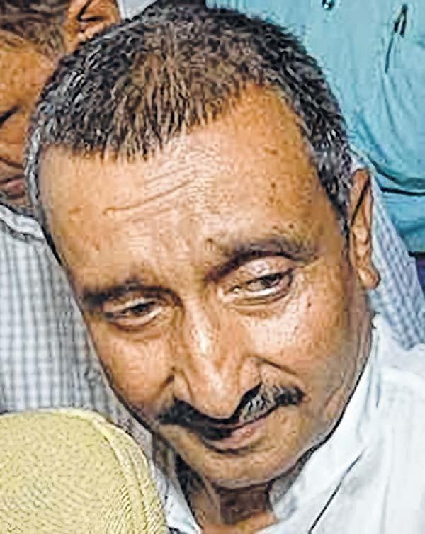 Expelled BJP MLA Kuldeep