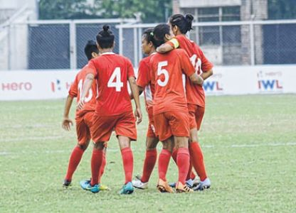 Manipur Police beat Gokulam Kerala to reach IWL final