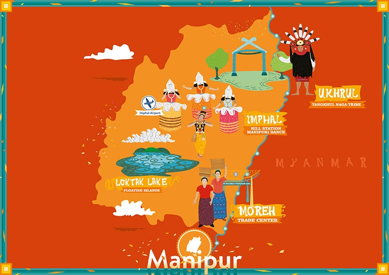 The Sangai Express - Largest Circulated NewsPaper in Manipur - The
