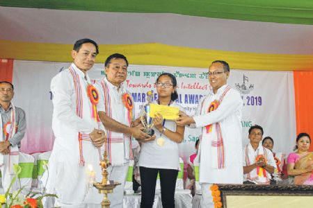 Prize and award distribution ceremonies held
