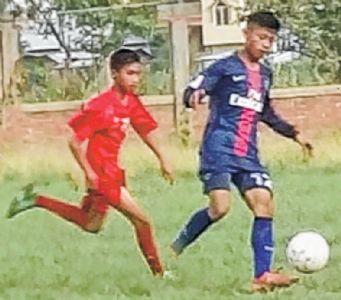 Kakching FC ease past Ayangleima FC in 2nd SDAU Trophy opener