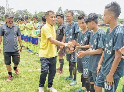 Bpr Subroto Mukherjee Football Pinjabati HS reach U-14 boys final, Wangoo to face TP HS for U-17 boys' title