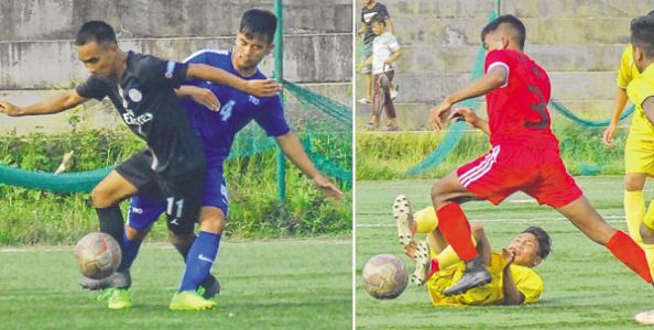 IW Super Division League:YWC-L extend winning run, MPSC hold CHIKL in high scoring clash