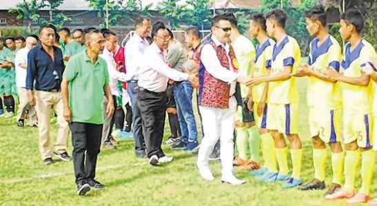 IW 1st Div League kicks off:PAMYAL register 3-0 win over GC-CRPF