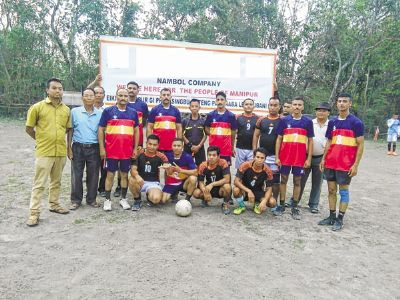 AR conducts 5-A-Side football match