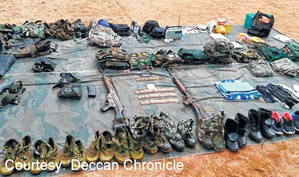 Army busts NSCN (IM) camp in Manipur - The Sangai Express - Largest