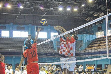 18th State Mini Volleyball Tournament underway