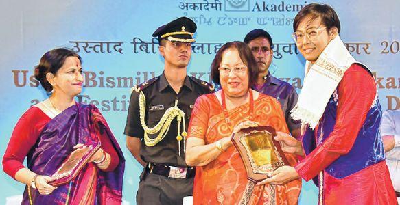 2 from Manipur win Ustad Bismillah Khan award