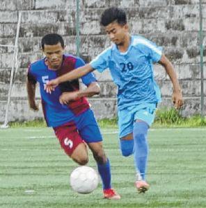 ESU beat NIVSO 1-0 in IE 1st Divn League