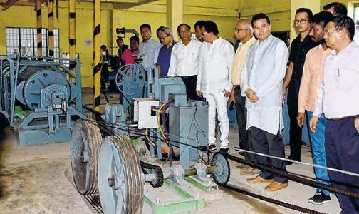 Biwajit looks to shorten land routes