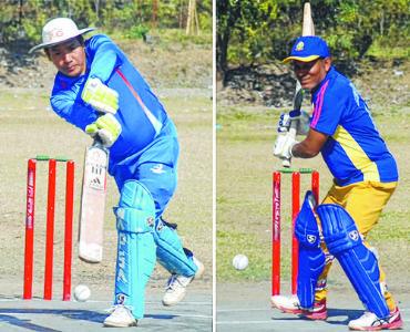 Veteran T-20 Cricket: LCCC thrash DSU as Mujibur hits century