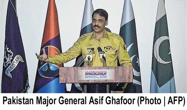 Pakistan Major General As