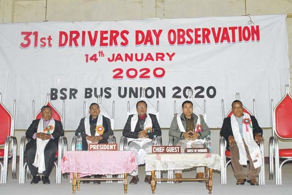 Drivers Day at Kakching _