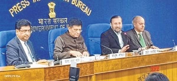Centre's meeting with Sta