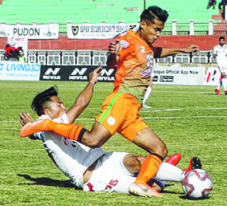 I-League 2019-20:Mohun Bagan consolidate top spot in league table with 3-0 win over NEROCA FC