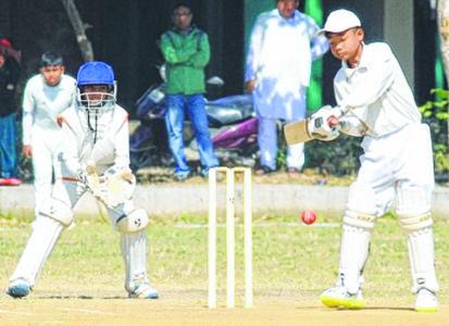 Cricket: RCA, Model Club post wins at Rajningthou Singh Memorial Trophy