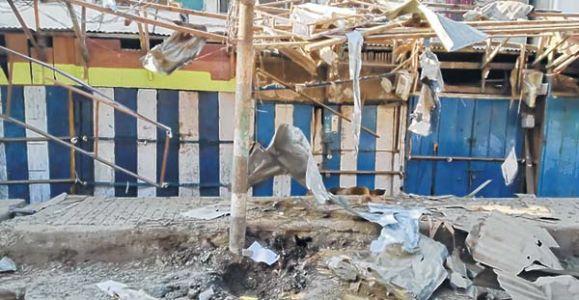 IED explosion rocks Imphal city, child hurt