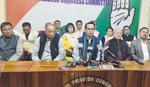 BJP abusing Constitutional provisions : AICC
