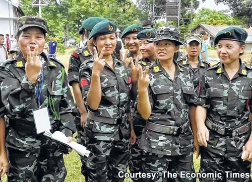 Talks with NSCN (IM) in a