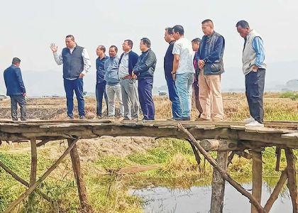 Steps on to save Pumlen Pat, Khoidum Pat