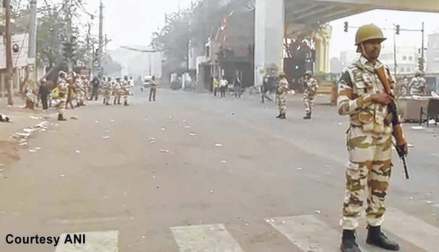 Fresh violence erupts in