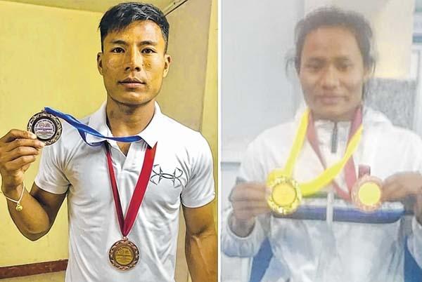 Bronze medals for H Jinar