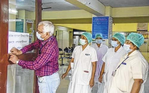 Coronavirus cases rise to