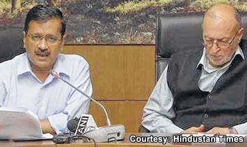 Delhi lockdown till Mar 3