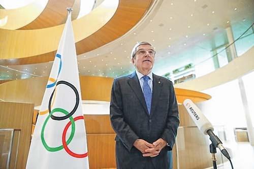 Rescheduled Tokyo Games m