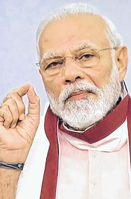 Prime Minister Narendra M