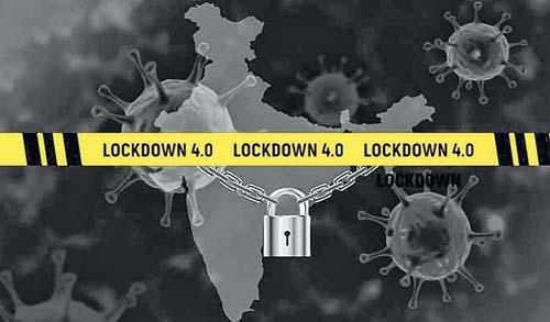 Lockdown extended till Ma