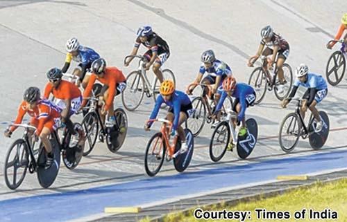Cycling federation eyes t