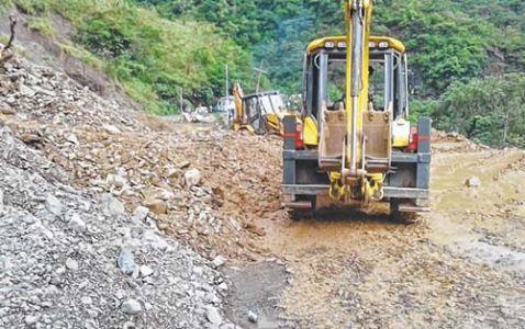 TDC clears Imphal-Jiri highway
