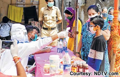 With 51,100 cases, Mumbai