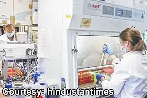 Oxford University's vacci