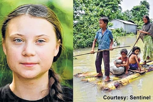 Greta donates Rs 87 lakh