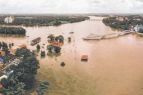 Bihar flood situation gri