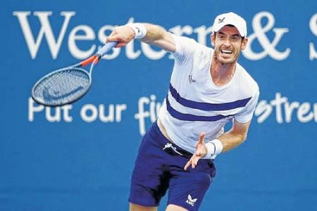Murray claims biggest win of comeback at Western and Southern