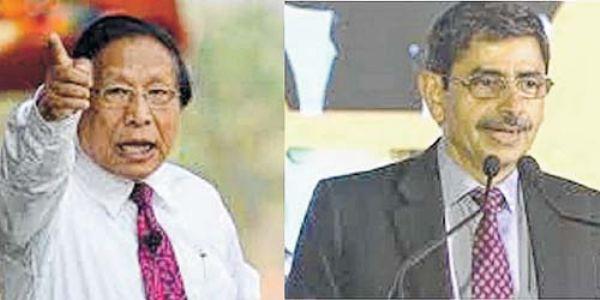 Naga peace talksRavi not in latest round
