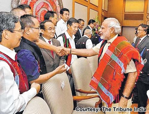 Centre engages NSCN-IM in