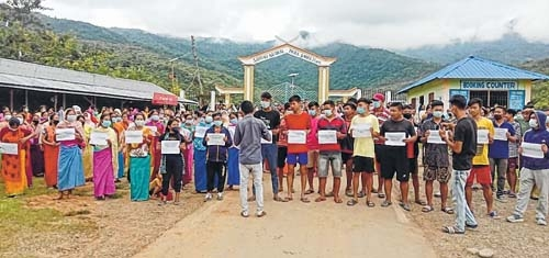 Andro locals denounce PPP