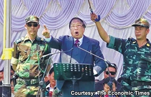 NSCN-IM likely to soon st