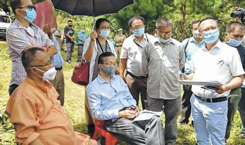 Work for first medical college in hill to begin soon : Health MinisterSite earmarked at Mata village in CCpur