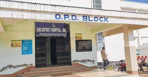 Jiri hospital crippled, s