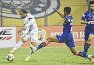I League : NEROCA FC put
