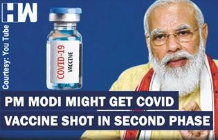 Modi likely to receive va