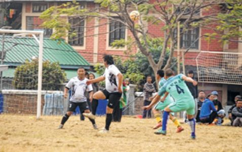 KIWT 2021 : Ward no 1 taste victory in both football & volleyball events