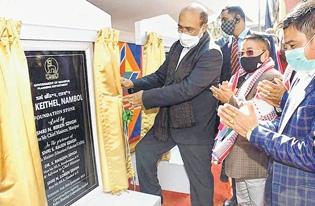 CM lays foundation stones